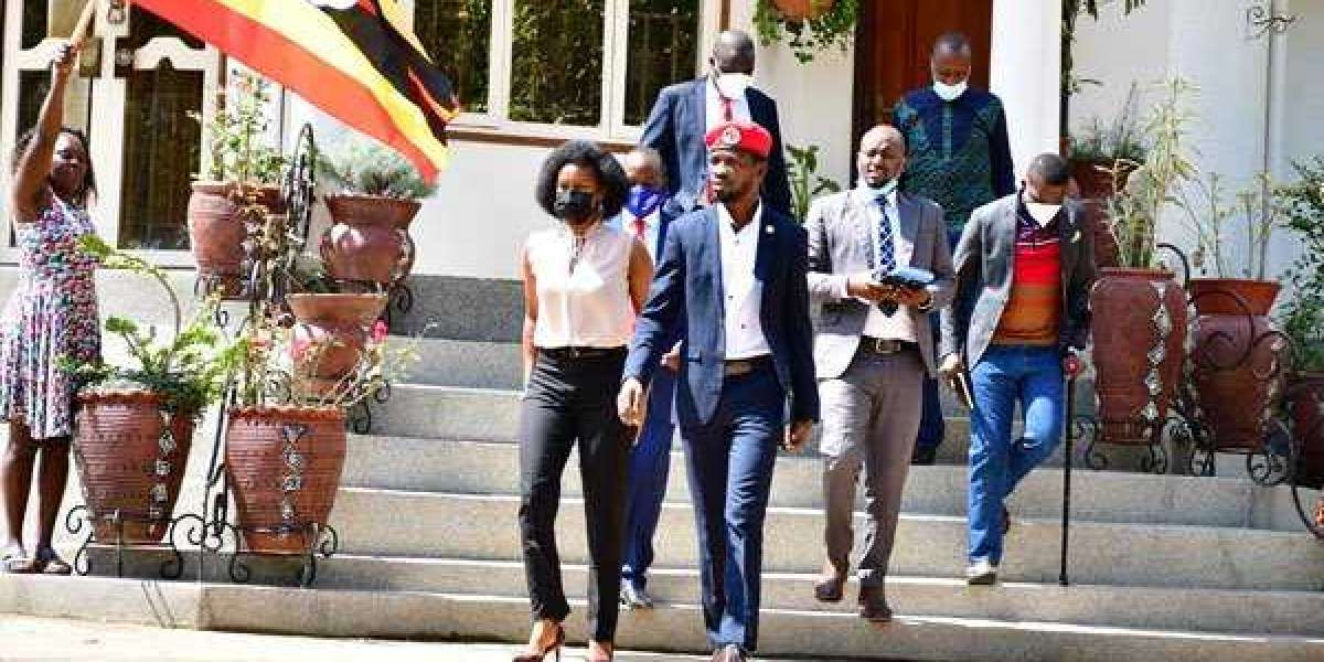 Government withdraws troops from Bobi Wine's house