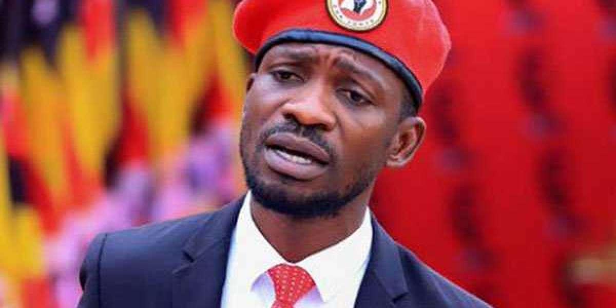 This is Bobi Wine against the Ugandan Supreme court