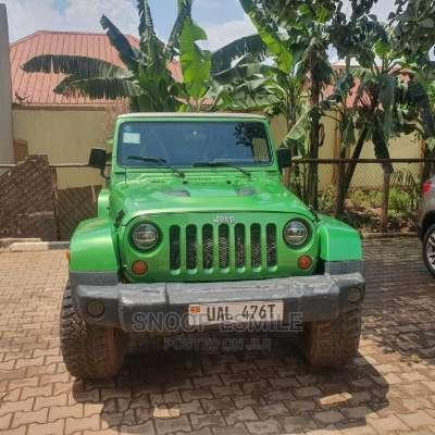 Jeep Wrangler 2004 Rubicon Green Profile Picture