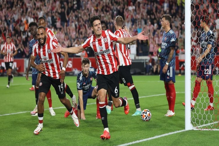 Premier League starts officially; Arsenal 0:2 Brentford - Hi Africa News   Latest & Current News - Entertainment, Music, Business, Politics  and Sports